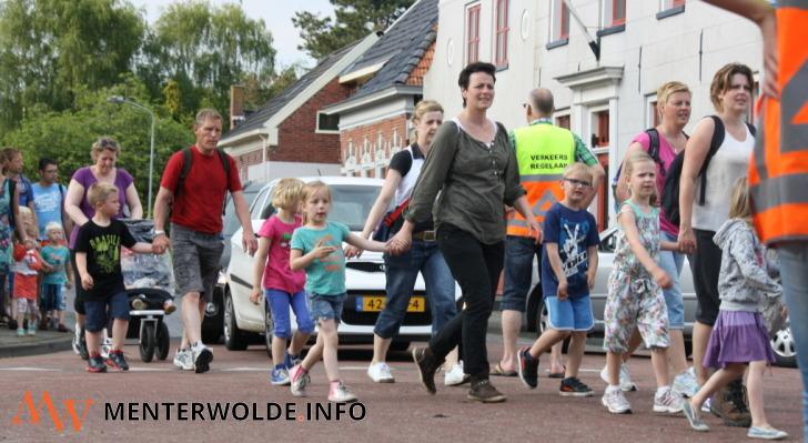 1 op 3 uit dorp doet mee met wandelvierdaagse ...