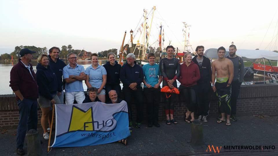 Zuidbroeksters Zwemmen Voor Umcg Kanker Research Fonds Menterwolde
