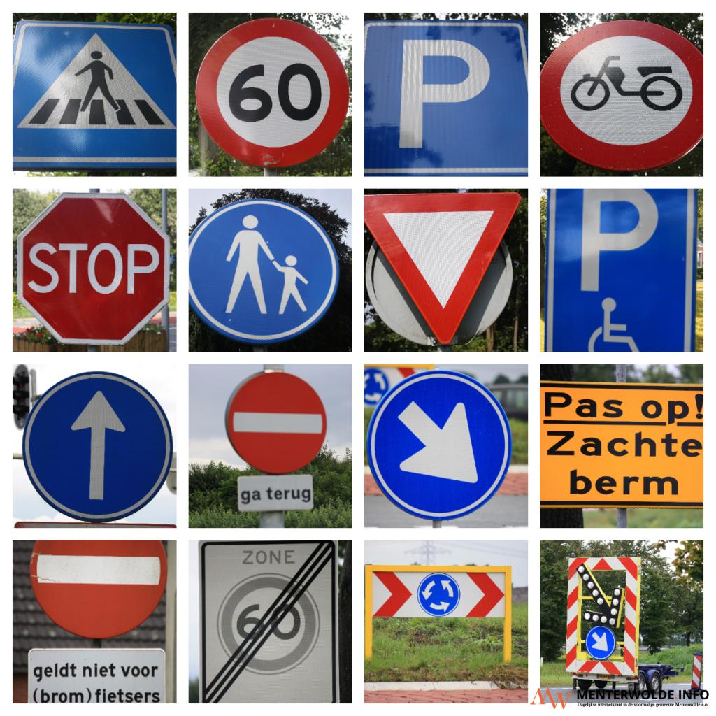 test verkeersregels